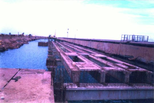 bharathi dock 2
